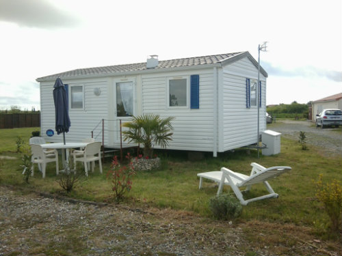 Mobil-home 6 personnes Beaugeay - location vacances  n°42580