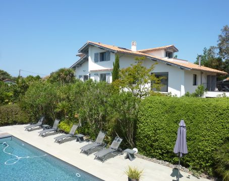 Maison 6 personnes Bidart - location vacances  n°42599