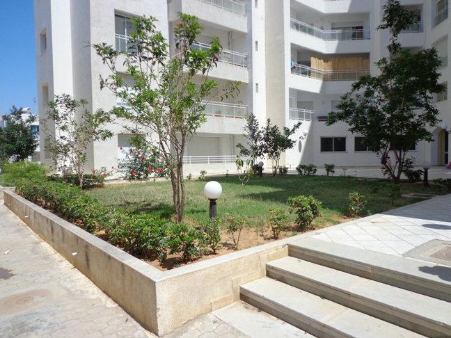 Appartement tunis louer pour 6 personnes location n for Jardin 2000 tunisie