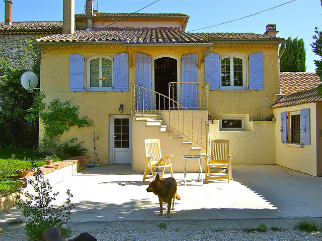 House Séguret - 4 people - holiday home  #42634