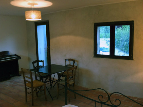 Gite Nyons - 2 people - holiday home  #42635