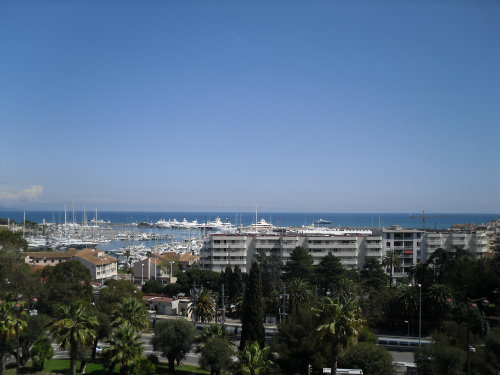 Antibes -    view on sea