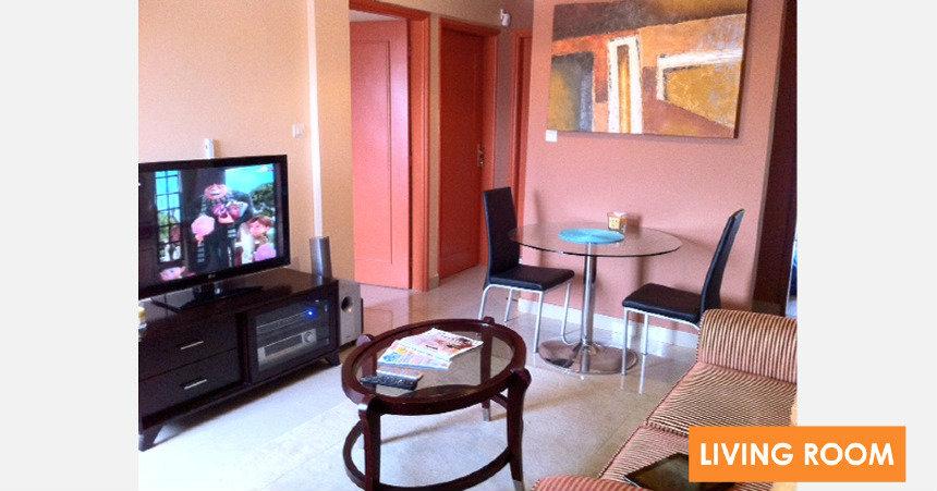 Appartement Dakar - 4 personnes - location vacances  n°42660