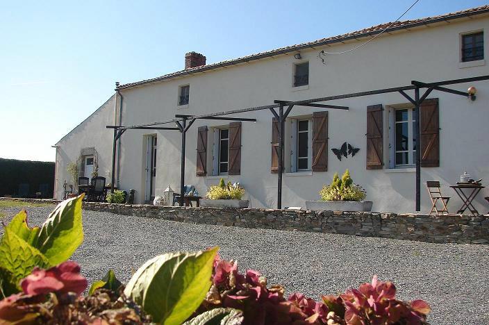 Gite Loge Fougereuse - 6 personnes - location vacances  n°42715