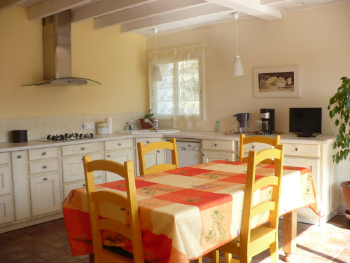 House Castelnau-chalosse - 5 people - holiday home  #42765