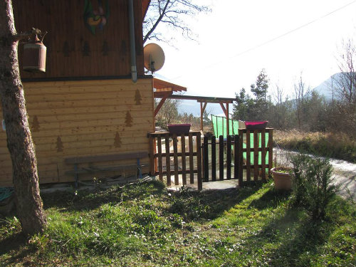 Chalet 4 personnes Sinard - location vacances  n°42798