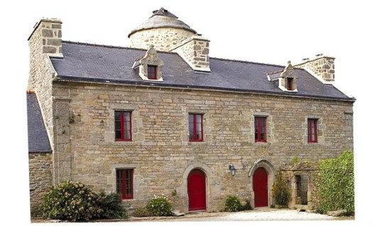 Château Ploudalmezeau - 10 personnes - location vacances  n°42826