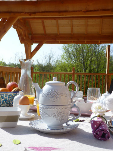 Bed and Breakfast in Eyvigues - Vakantie verhuur advertentie no 42856 Foto no 3