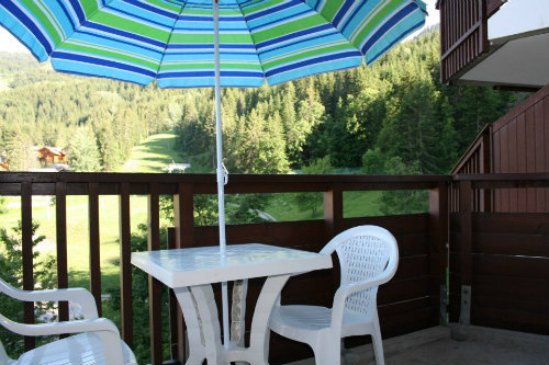 Flat in La Tania - Vacation, holiday rental ad # 42890 Picture #4