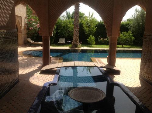 Maison Marrakech - 10 personnes - location vacances  n°42950