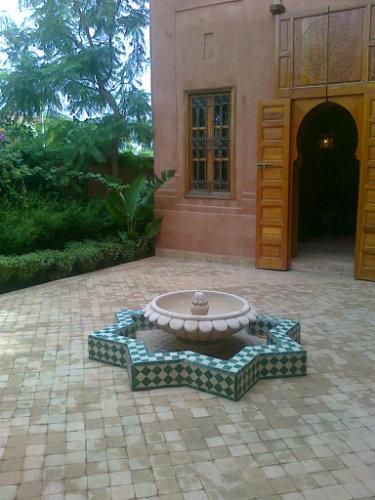 Maison Marrakech - 10 personnes - location vacances  n°42954