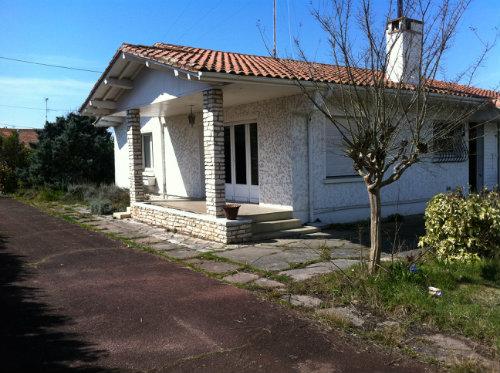 Maison à La-teste-de-buch pour  12 •   avec terrasse