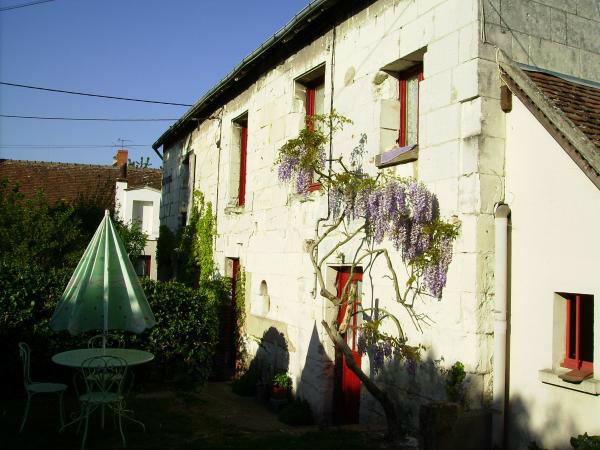 Casa rural Saint Aignan - 3 personas - alquiler n°42978