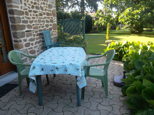 Gite in Roz sur Couesnon - Vacation, holiday rental ad # 42979 Picture #5