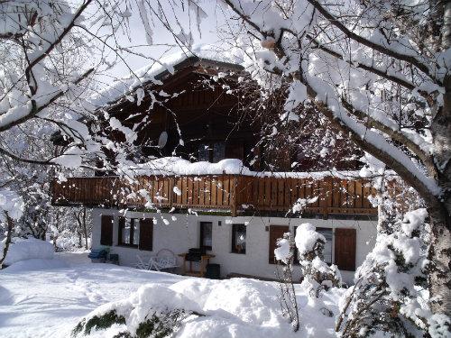 Casa de montaña Chamonix - 6 personas - alquiler n°42992