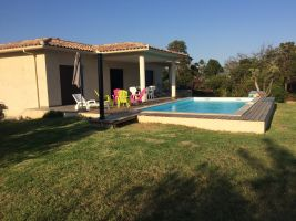 House Prunelli Di Fiumorbo - 6 people - holiday home  #42371