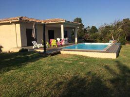 Maison à Prunelli di fiumorbo pour  6 •   avec piscine privée   n°42371