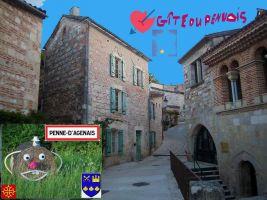 Haus Penne D'agenais - 5 Personen - Ferienwohnung