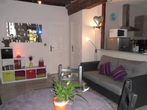 Gite in LAZENAY - Vacation, holiday rental ad # 43012 Picture #1