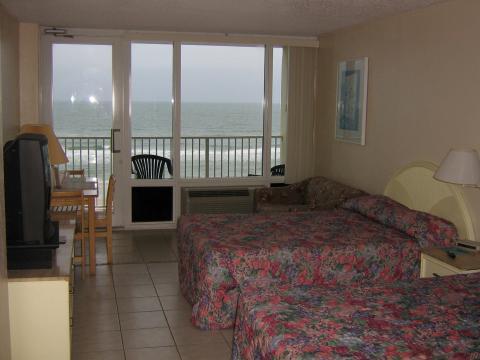 Estudio 5 personas Daytona Beach Shores - alquiler n°43029