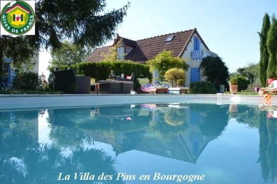Maison Montambert - 7 personnes - location vacances  n°43036