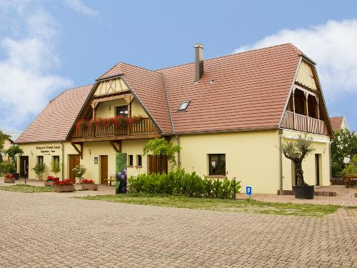 Maison à Ammerschwihr pour  10 •   avec balcon