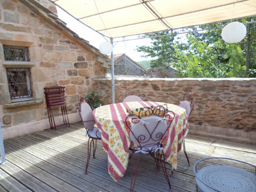 House in Faugères  - Vacation, holiday rental ad # 43126 Picture #1