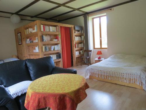 Chambre d'hôtes Saint Aubin Le Monial - 3 personnes - location vacances  n°43130