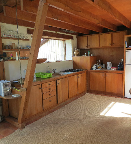 House in Saint Aubin le Monial - Vacation, holiday rental ad # 43131 Picture #1