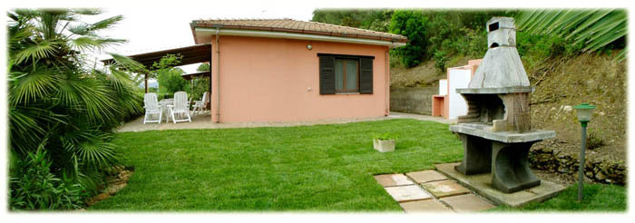 House in Capoliveri for   6 •   animals accepted (dog, pet...)