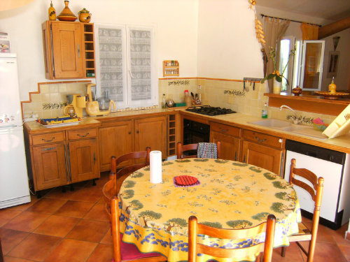 House in Puyméras - Vacation, holiday rental ad # 43139 Picture #3