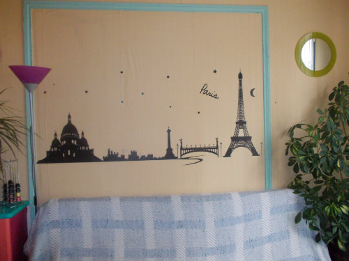 Flat in Colombes - Vacation, holiday rental ad # 43147 Picture #2