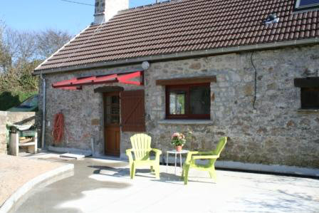 Gite Les Moitiers D'allonne - 5 people - holiday home  #43154