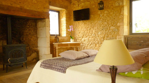 Bed and Breakfast Eyvigues - 2 personen - Vakantiewoning  no 43159