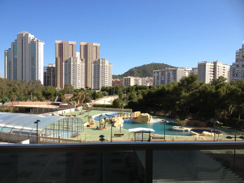 Benidorm -    access for disabled