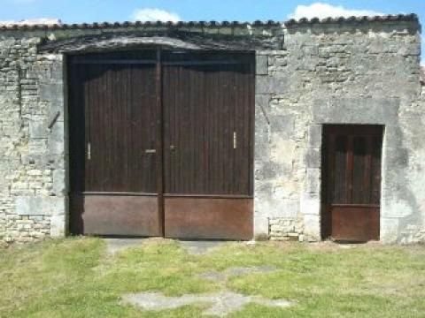 Gite St Hilaire De Villefranche - 6 people - holiday home  #43165