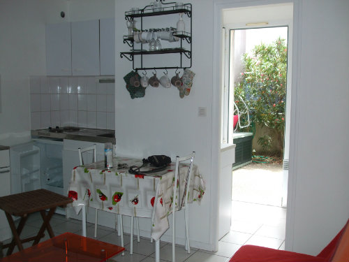 Studio in la rochelle - Vacation, holiday rental ad # 43213 Picture #1