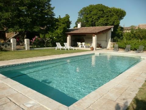 Gite Saint Just D Ardeche - 4 personnes - location vacances  n°43227
