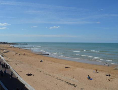Appartement 5 personnes Courseulles Sur Mer - location vacances  n°43253