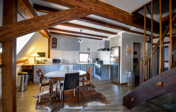 Gite Riquewihr - 4 personnes - location vacances  n°43269