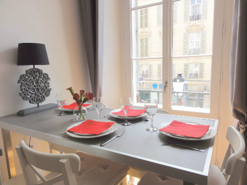 Flat in Versailles - Vacation, holiday rental ad # 43274 Picture #10