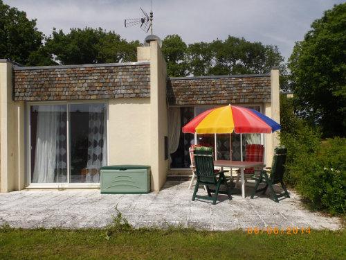 Maison 6 personnes Trefflean - location vacances  n°43279