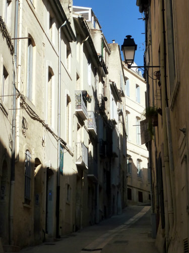 Studio in Montpellier - Vacation, holiday rental ad # 43311 Picture #2