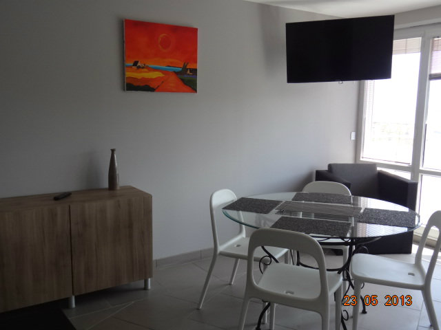 Flat in Grandcamp maisy - Vacation, holiday rental ad # 43330 Picture #1