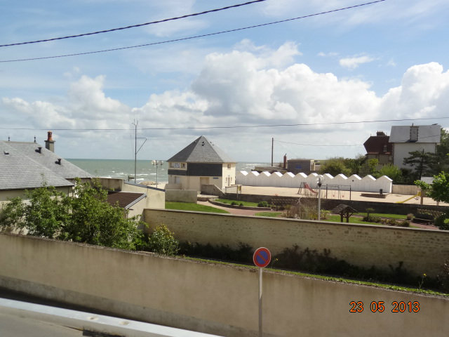 Flat in Grandcamp maisy - Vacation, holiday rental ad # 43330 Picture #4
