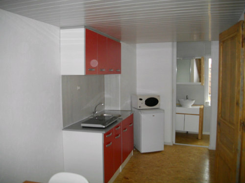 Appartement à Arras pour  2 •   cour   n°43342