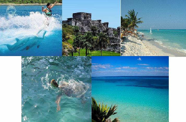 Maison Playa Del Carmen - 4 personnes - location vacances  n°43382