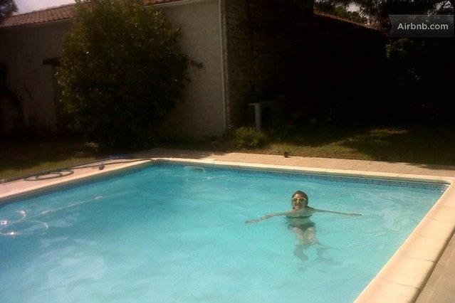 Maison 8 personnes Ile D'oléron - location vacances  n°43388
