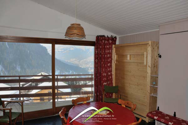 Studio in Châtel - Vacation, holiday rental ad # 43408 Picture #2
