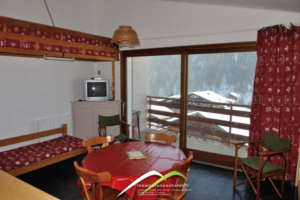 Studio in Châtel - Vacation, holiday rental ad # 43408 Picture #0